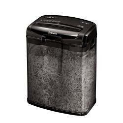 Fellowes - M-7Cm triturador de papel Particle-cut shredding Negro