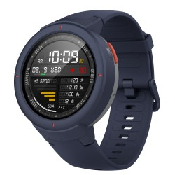Xiaomi - Amazfit Verge reloj deportivo Azul Pantalla táctil 360 x 360 Pixeles Bluetooth