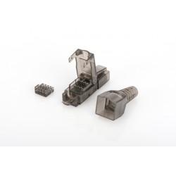 ASSMANN Electronic - DN-93633 conector RJ45 Negro