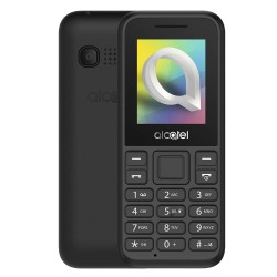 """Alcatel - 1066D 4,57 cm (1.8"""") Negro Característica del teléfono"""