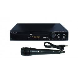 Nevir - NVR-2329 DVD-KUM Reproductor de DVD Negro