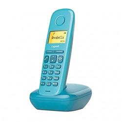 Gigaset - A170 Teléfono DECT Azul