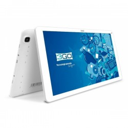 3GO - GT10K3 tablet 16 GB Blanco
