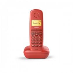 Gigaset - A170 Teléfono DECT Rojo