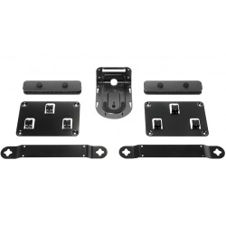 Logitech - Rally Mounting Kit Table mount Negro