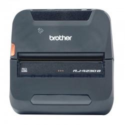 Brother - RJ-4230B impresora de recibos Térmica directa Impresora portátil 203 x 203 DPI Inalámbrico y alámbrico