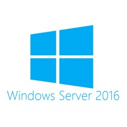 Hewlett Packard Enterprise - Microsoft Windows Server 2016 Standard Edition ROK 16-Core Std ROK - FR