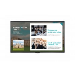 "LG - 32SE3KE pantalla de señalización 81,3 cm (32"") LED Full HD Digital signage flat panel Negro"