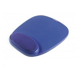 Kensington - Reposamuñecas gel raton azul
