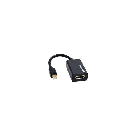 StarTech.com - Adaptador Conversor de Vídeo Mini DisplayPort DP a HDMI - 1920x1200 - Cable Convertidor Pasivo