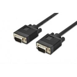 ASSMANN Electronic - HD DSUB - HD DSUB, 1.8m cable VGA 1,8 m VGA (D-Sub) Negro