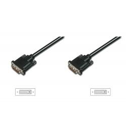 ASSMANN Electronic - DVI-D 3m cable DVI Negro