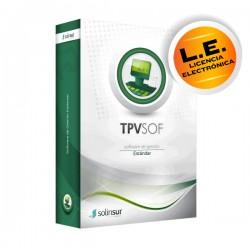 Solinsur - TPVSOF Comercio En General Licencia Electronica
