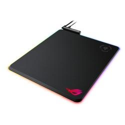 ASUS - ROG Balteus Qi Negro Alfombrilla de ratón para juegos