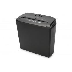 ASSMANN Electronic - X5 triturador de papel Cross shredding 74 dB Negro