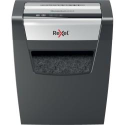Rexel - Momentum X312 triturador de papel Particle-cut shredding Negro, Gris