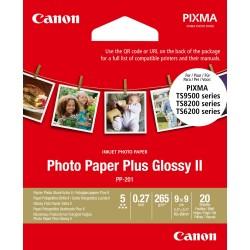 Canon - 2311B070 papel fotográfico Blanco Brillo