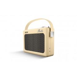 Akai - R150BT radio Portátil Analógico y digital Beige