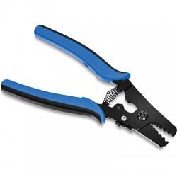 Trendnet - TC-FST pelacable Negro, Azul