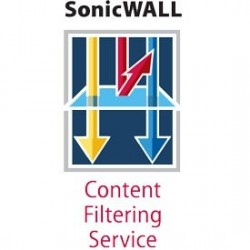 SonicWall - Content Filtering Service - 01-SSC-0468