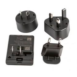 Intermec - 213-029-001 adaptador de enchufe eléctrico Negro