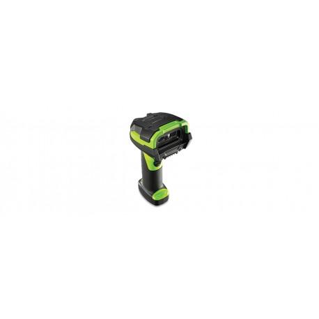 Zebra - LI3678 1D Negro Verde Handheld bar code reader - 22027209