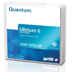 Quantum - Ultrium 6 LTO 2500 GB 1,27 cm