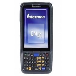 """Intermec - CN51 ordenador móvil industrial 10,2 cm (4"""") 480 x 800 Pixeles Pantalla táctil 350 g Negro - CN51AQ1KCU2W3000"""