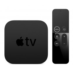Apple - TV 32 GB Wifi Ethernet Negro Full HD