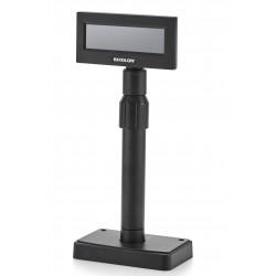 Bixolon - BCD-2000 120 dígitos Negro USB 2.0