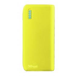 Trust - Primo batería externa Amarillo Ión de litio 4400 mAh