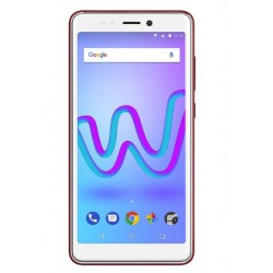 "Wiko - JERRY 3 13,8 cm (5.45"") 1 GB 16 GB SIM doble Cereza, Rojo, Blanco 2500 mAh"