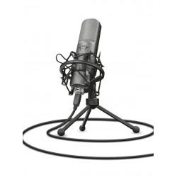 Trust - GXT 242 Micrófono de superficie para mesa Negro