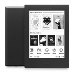 Energy Sistem - eReader Pro 4 lectore de e-book Pantalla táctil 8 GB Wifi Negro
