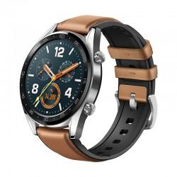 "Huawei - WATCH GT-B19V Classic reloj inteligente Negro, Acero inoxidable AMOLED 3,53 cm (1.39"") GPS (satélite)"