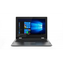 "Lenovo - Yoga 330 Gris Híbrido (2-en-1) 29,5 cm (11.6"") 1366 x 768 Pixeles Pantalla táctil Intel® Celeron® 4 GB DDR4-SDRAM 128 G"