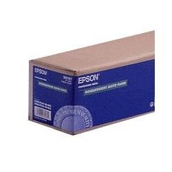 "Epson - Rollo de Doubleweight Matte Paper, 44"" x 25 m, 180 g/m²"
