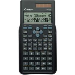 Canon - F-715SG calculadora Bolsillo Calculadora científica Negro