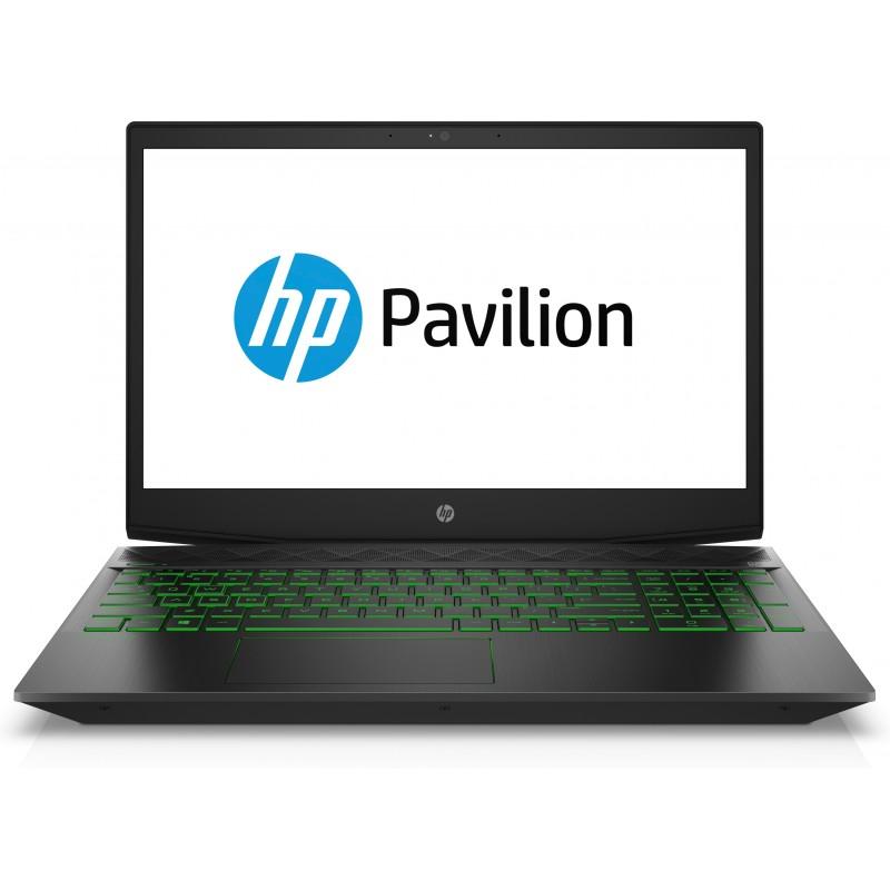 HP - Pavilion Gaming 15-cx0002ns Negro