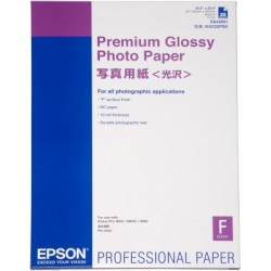 Epson - Premium Glossy Photo Paper, DIN A2, 250 g/m², 25 hojas