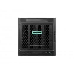 Hewlett Packard Enterprise - ProLiant MicroServer Gen10 + 1x 8GB 1Rx8 PC4-2400T-E STND Kit + 1x 1TB SATA 7.2K LFF R