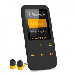 Energy Sistem - 447220 reproductor MP3/MP4 Reproductor de MP4 Negro 16 GB