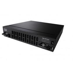 Cisco - ISR 4321 router Negro