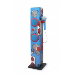 Muse - M-1020KDB sistema de megafonía 30 W Freestanding Public Address (PA) system Multi