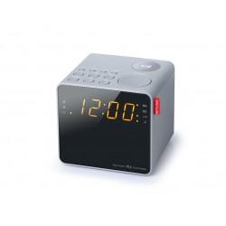 Muse - M-187 CLG radio Reloj Digital Gris