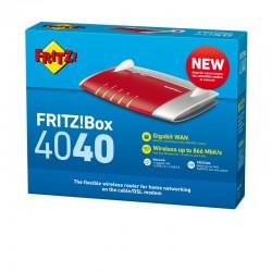 AVM - FRITZ!Box VPN- 4040 Provider Edition router Ethernet