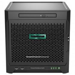 Hewlett Packard Enterprise - ProLiant MicroServer Gen10 servidor AMD Opteron 2,1 GHz 8 GB DDR4-SDRAM 16 TB Ultra Micro Tower 200
