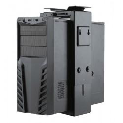 Newstar - NM-CPU100BLACK soporte de CPU Desk-mounted CPU holder Negro