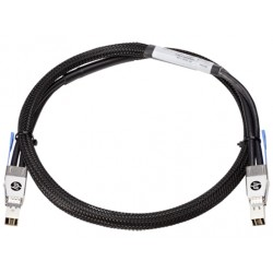 Hewlett Packard Enterprise - 2920 1.0m cable infiniBanc 1 m Negro