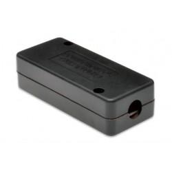 ASSMANN Electronic - Cat 7 caja de conexiones de red Negro